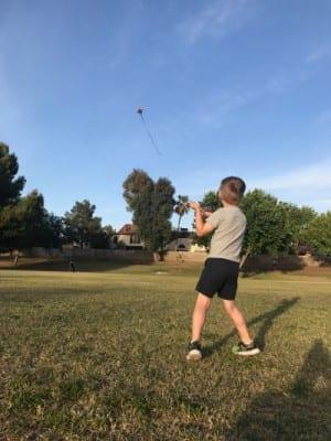 Make & Fly A Kite   Family Time   Nebraska Children's Home Society