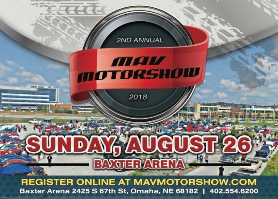 Mav Motorshow Nebraska Childrens Home Society - Omaha car show