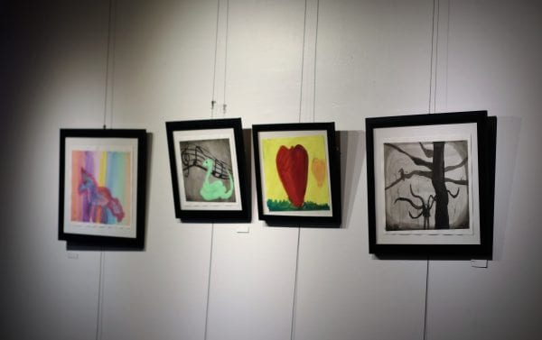 Art Show To Bring Awareness to Foster Care