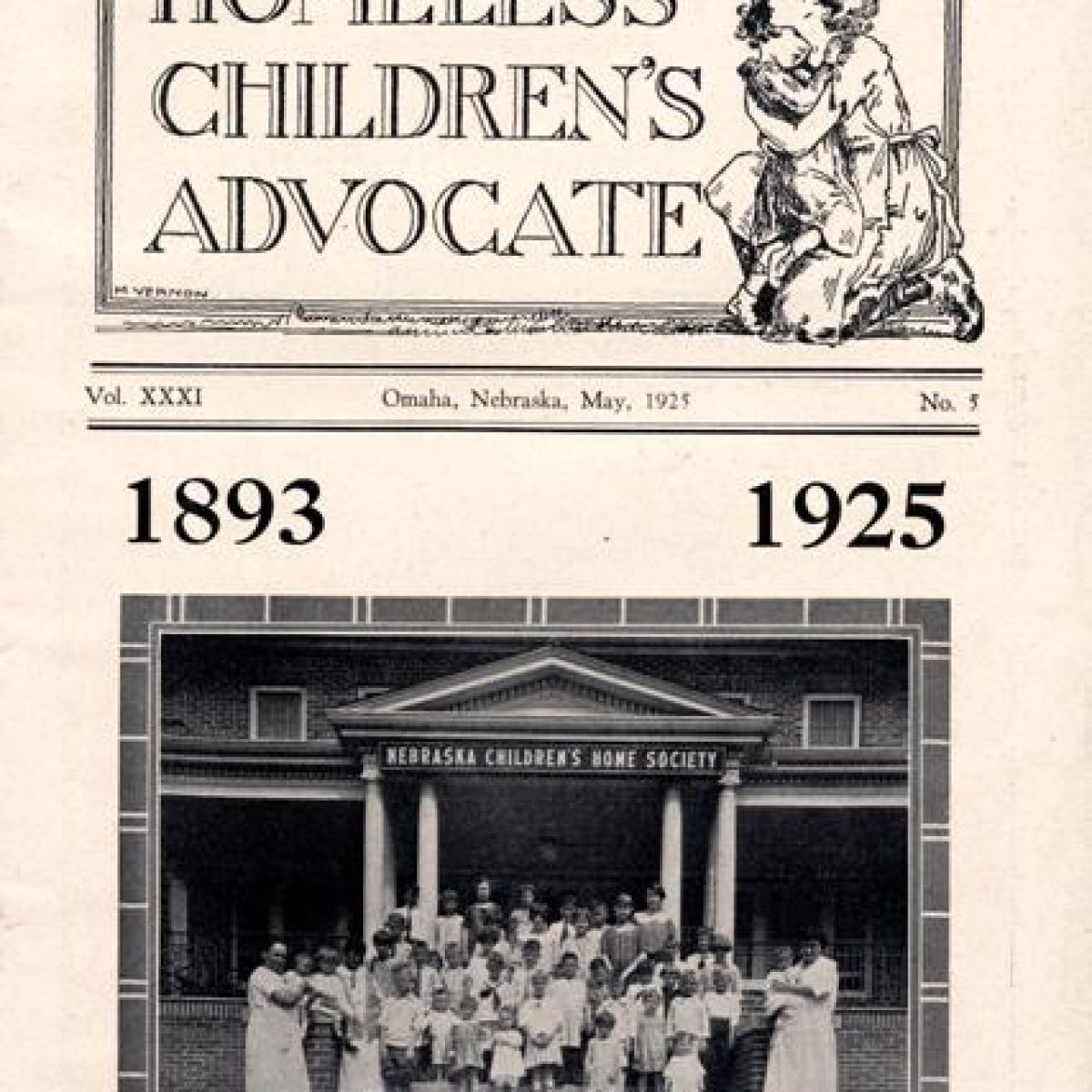 1896 – The Advocate magazine publication created